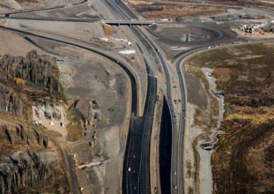 Parson's Creek Interchange