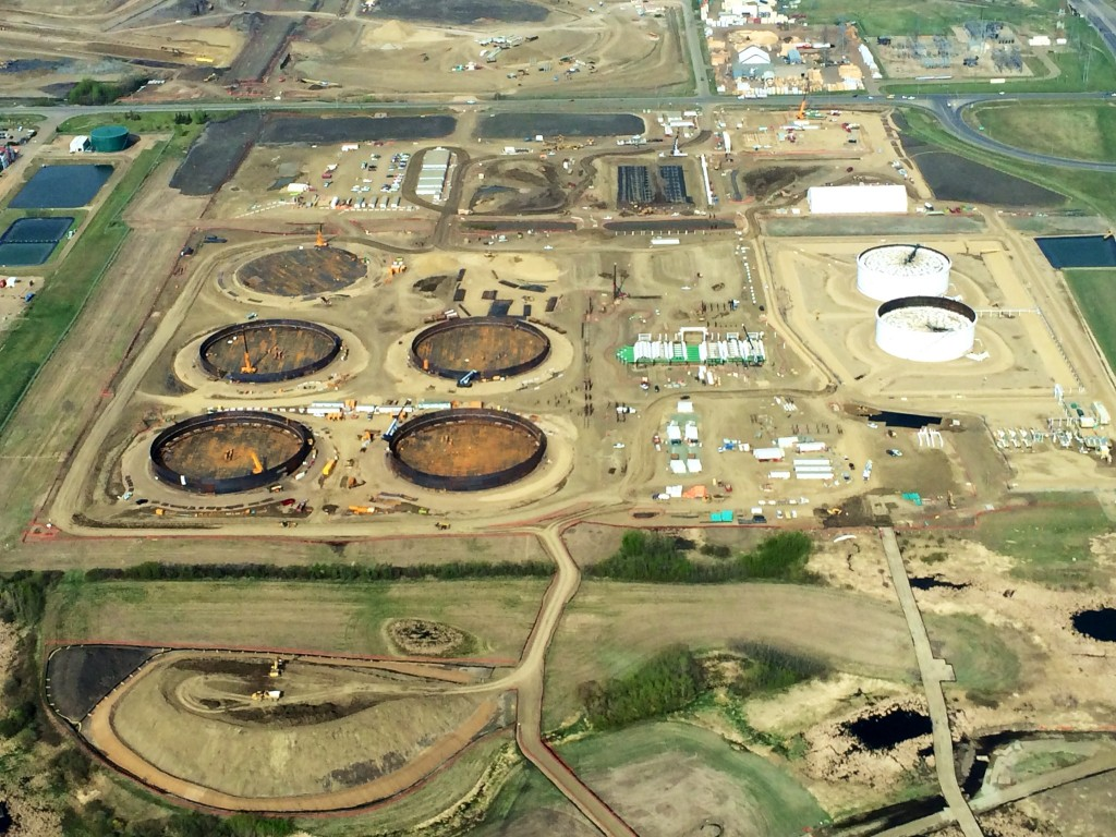 Enbridge South Edmonton Terminal (S.E.T.) Tank Farm Expansion