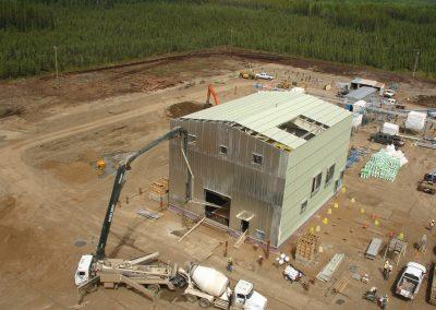TCPL hidden Lake North Compressor Station